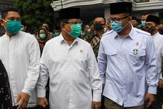Soal Edhy Prabowo, Hashim: Prabowo Bilang, Dia Kecewa dengan Anak yang Diangkat dari Selokan