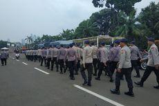 Jelang Demo Buruh Tolak RUU Omnibus Law, Penjagaan Gedung DPR Diperketat