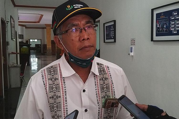 Ketua KTNA Kabupaten Madiun, Suharno