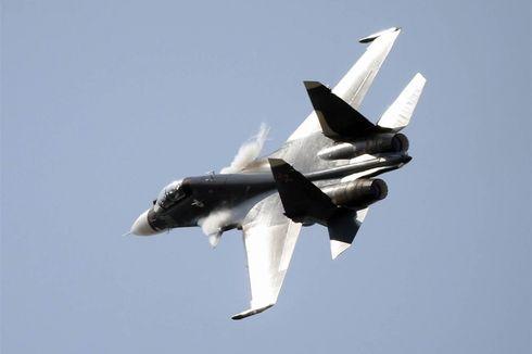 Jet Tempur Rusia Jatuh di Suriah, Dua Pilot Diyakini Tewas
