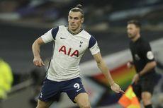 Hasil Tottenham Vs West Ham - Debut Horor Bale, Spurs Kebobolan Menit Akhir