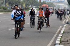 Dokter Ingatkan Masyarakat Tak Nongkrong Setelah Bersepeda