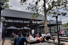 Loko Coffee Shop Kini Hadir di Stasiun Purwokerto