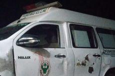 3 Pemuda Rusak Ambulans karena Tak Diberi Uang Rp 5.000, 2 di Antaranya Ternyata Buronan