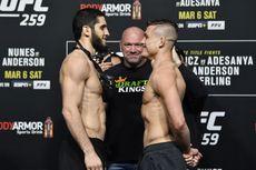 Hasil UFC 259 - Tampil Dominan, Islam Makhachev Sang Penerus Khabib Menang 7 Kali Beruntun