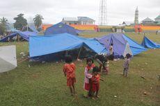 Dua Pengungsi Korban Gempa Ambon Tewas, Satu di Tenda Darurat