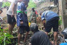 Longsor di Candisari Semarang, Seorang Nenek dan Pemuda Tewas