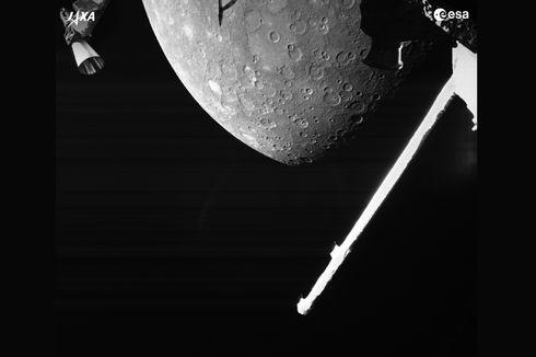 Foto Memukau Merkurius Diabadikan Pesawat Ruang Angkasa Eropa dan Jepang