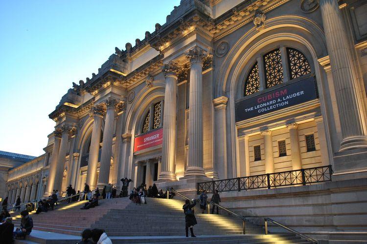 Ilustrasi The Metropolitan Museum of Art