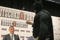 Tyson Fury Sebut Klitschko Juara Dunia yang Membosankan
