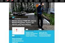 [POPULER TREN] Mengenal PSBB Jakarta | Larangan Ojol Bawa Penumpang