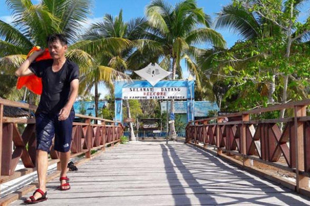 Travel - Desa Wisata Arborek di Raja Ampat