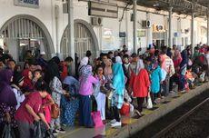 Ada Pelantikan Presiden, KRL Rangkasbitung-Tanah Abang Hanya Sampai Stasiun Kebayoran