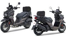 Yamaha BWS 125 dari Taiwan, Lawan Sepadan Honda ADV 150?