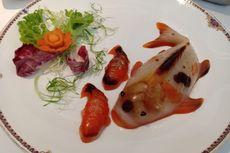 Cara Membuat Kue Keranjang Ikan Koi