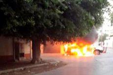 Puluhan Pendemo Serang Kedubes Rusia di Libya