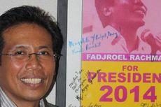 Fadjroel Rachman, Aktivis 98 dan Capres, Kini Jubir Jokowi dan Komisaris BUMN
