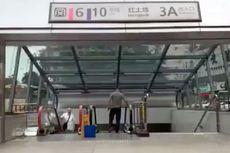 Stasiun MRT Terdalam di China Terletak 31 Lantai di Bawah Tanah