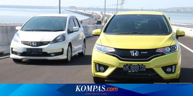 Daftar Harga Honda Jazz Bekas Mulai Rp 65 Jutaan