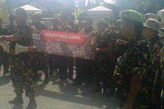 Tuntut Pendeponiran Kasus Cebongan, Massa Gelar Aksi di PM Yogya