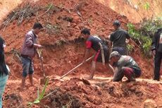 Jalur Mamasa-Toraja Putus Total akibat Tanah Longsor