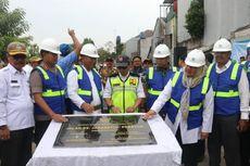 Pemkot Bekasi Resmikan Jalan SS Jakasetia-Pekayon