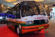 Pameran Bus Langka Buat Lepas Kangen dan Nostalgia