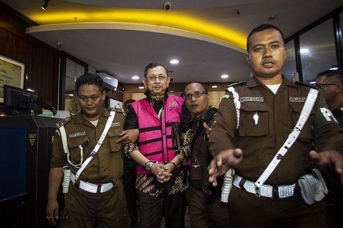 KPK Dititipi Tahanan Kasus Jiwasraya