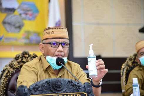 Sempat Ditolak, PSBB Provinsi Gorontalo Akhirnya Disetujui Kemenkes