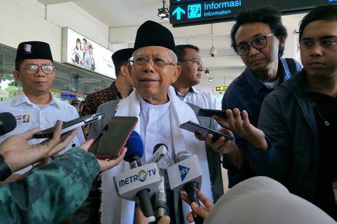 Ma'ruf Amin: Sekarang Indonesia Sudah Mencapai Investment Grade, Layak Investasi