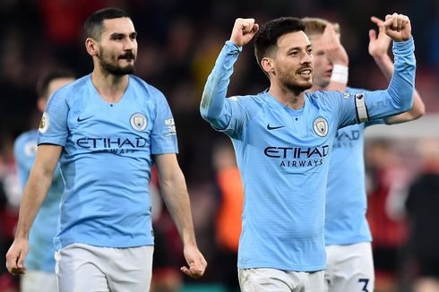 Gagal di Liga Inggris Bukan Bencana Bagi Manchester City