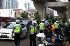 Sebanyak 67.033 Pengendara Motor Ditilang Selama Operasi Zebra di Jakarta