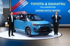 Simak Estimasi Harga Toyota Raize