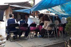 Solusi Disdik untuk Siswa yang Belajar di Bawah Tenda Sobek di Bogor