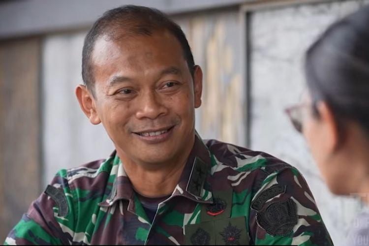 Mantan Asisten Personel Kepala Staf Angkatan Darat (Aspers KSAD) Mayjen TNI Mulyo Aji resmi menjabat Panglima Kodam Jaya menggantikan Mayjen TNI Dudung Abdurachman.