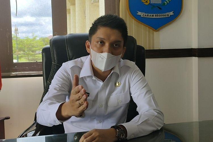 Panca Wijaya Akbar Bupati Ogan Ilir