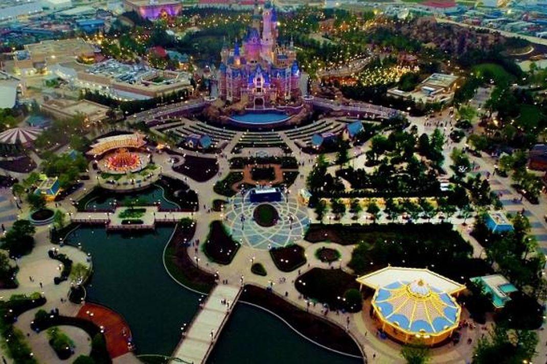 travel -  Shanghai Disney