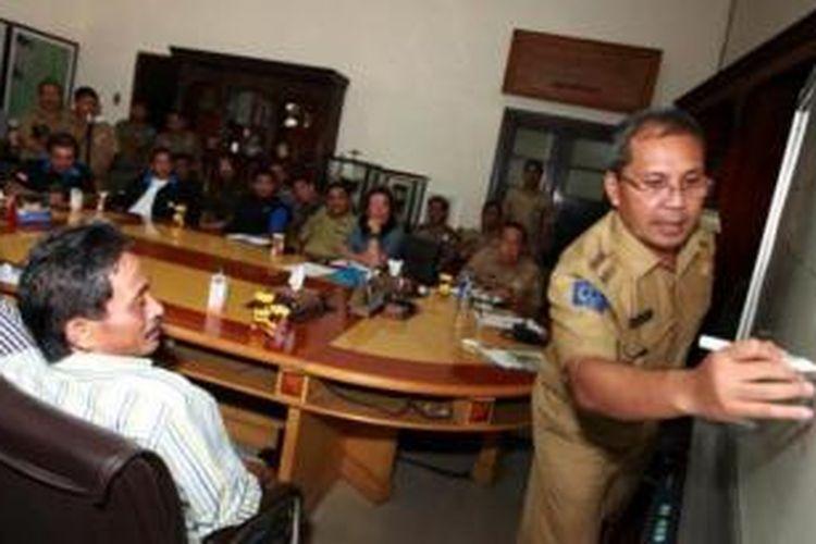 Wali Kota Makassar, Moh Ramdhan Pomanto