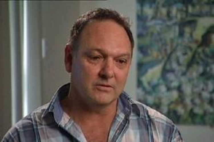 Bruce Wilson, mantan pacar Julia Gillard.