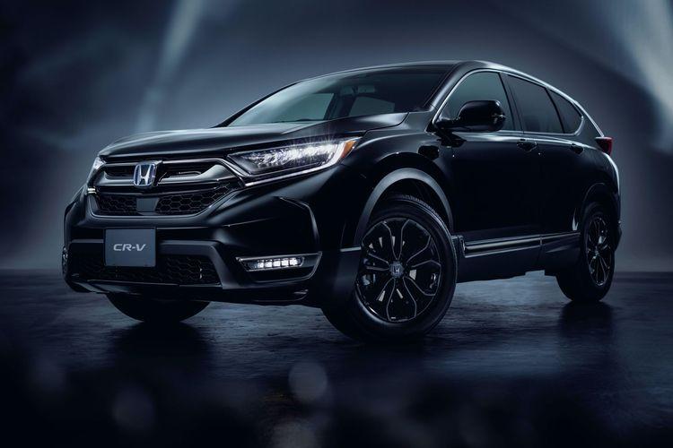 Honda CR-V terbaru meluncur di Jepang