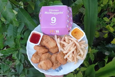 Indonesian McDonald's Outlets Sanctioned After Runaway Demand For BTS Meals
