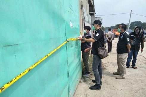 Polres Karawang Buru Pelaku Pembuang Limbah B3 di DAS Kalimalang