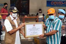 Di Klaten, BNPB Berikan Bantuan Rp 1 M untuk Penanganan Darurat Bencana Erupsi Merapi