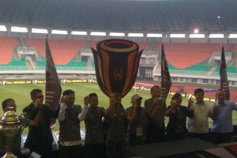 PSKC Siap Gelar Laga Piala Indonesia Kontra Persib Bandung