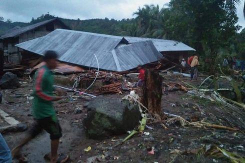 Jasad Bayi Korban Banjir Bengkulu Ditemukan Puluhan Kilometer dari Rumahnya