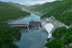 PLTA Kayan Cascade Bakal Tambah 3.300 MW Kapasitas EBT Terpasang