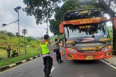 872 Kendaraan dari Jakarta dan Bandung Diminta Putar Balik di Pos Gentong Tasikmalaya