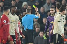Cecar Wasit Saat Lawan Liverpool, Man United Didenda FA Rp 355 Juta