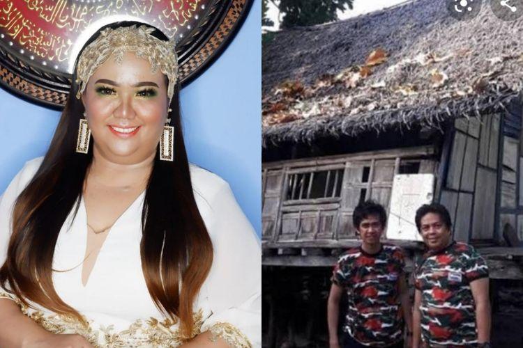 Aty Kodong dan rumahnya di Dusun Tongke-tongke, Desa Lowa, Kecamatan Bontosikuyu, Kabupaten Kepulauan Selayar, Sulawesi Selatan.