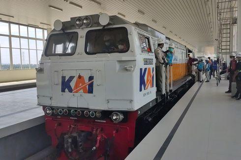 Warga Yogyakarta Nikmati Perjalanan Kereta Gratis ke Bandara YIA